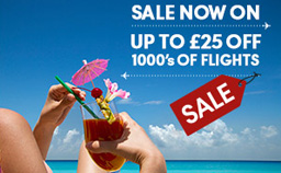Thomas Cook Airlines Flight Sale