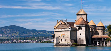 Castle of Chillon
