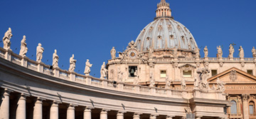 Rome, St Peters Basilica