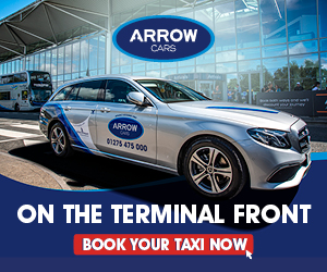 Book Arrow Cars at Bristol Airport