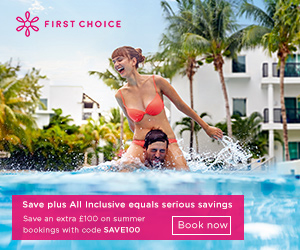Book First Choice holidays from Bristol