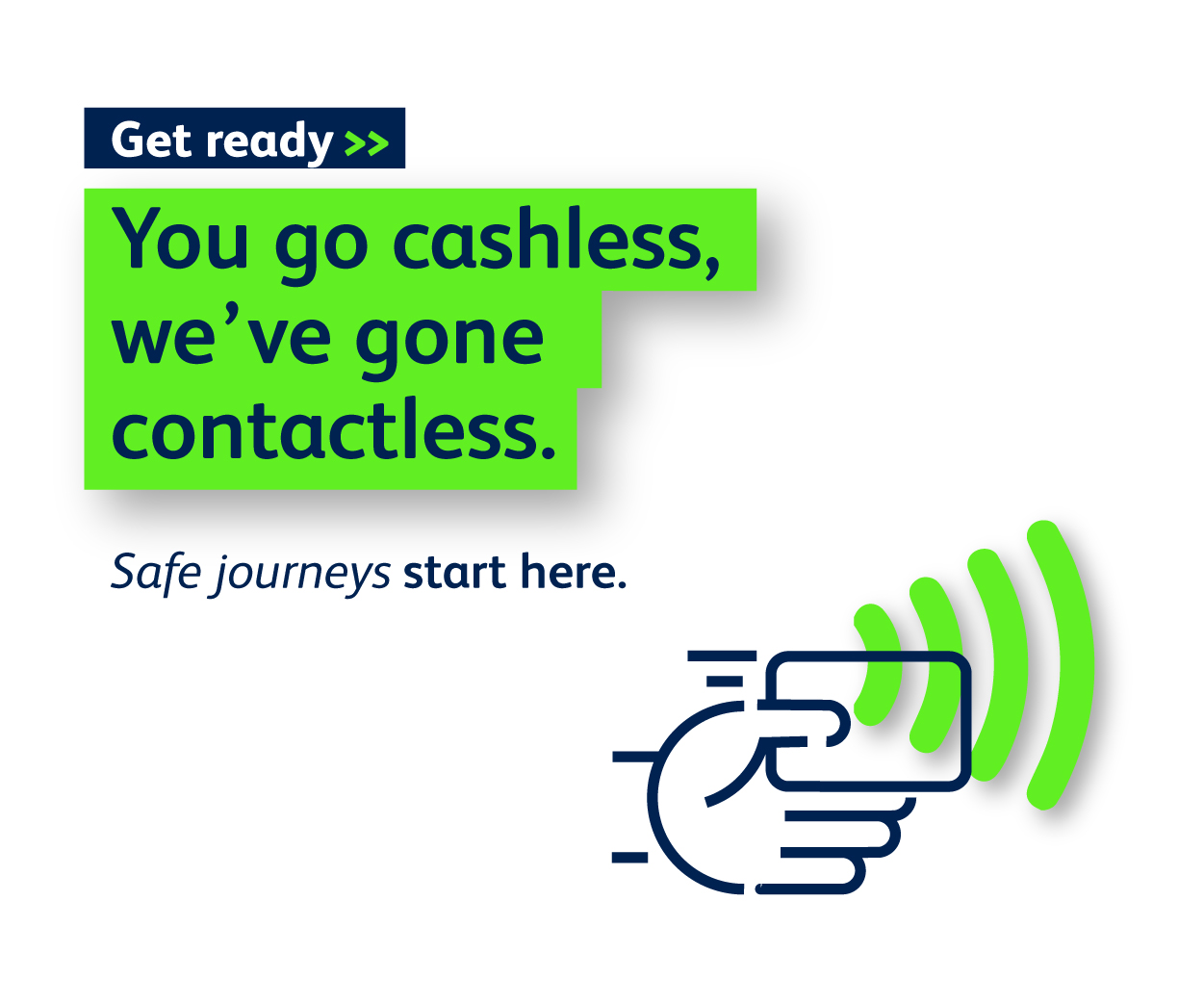 Bring contactless payment to Bristol Airport