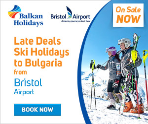 Late deals to Bulgaria from Bristol Airport