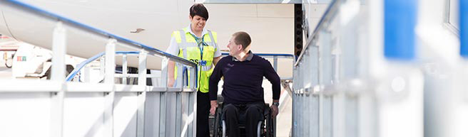 Special Assistance at Bristol Airport