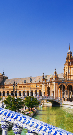 Fly to Seville direct from Bristol Airport