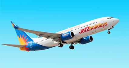 Jet2.com and Jet2holidays flies into its tenth UK base – Bristol Airport