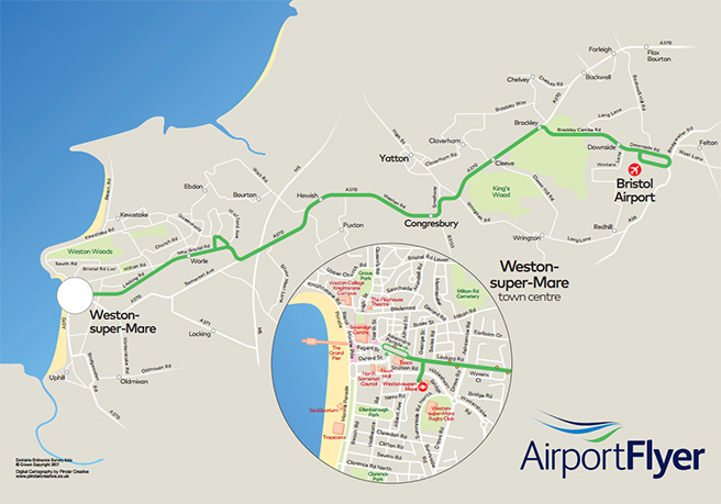 WSM AirportFlyer Map Image