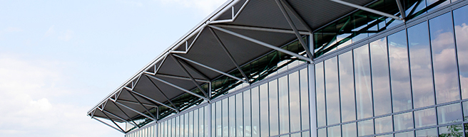 Bristol Airport Building