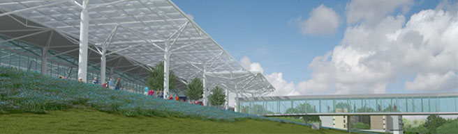 Bristol Airport Development Plans