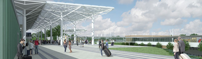 Development Plans at Bristol Airport
