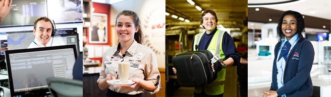 Bristol Airport Careers Fairs 2019