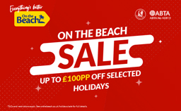 On the Beach Sale Now On