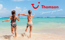 Thomson Summer 2017 on sale now