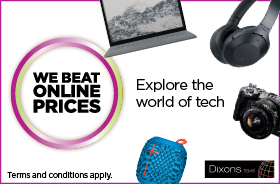 Dixons Travel Voucher Image