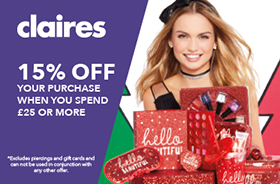Claires Discount